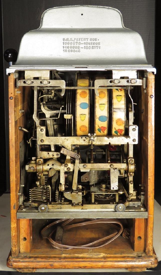 Jennings 50 Cent Standard Chief Slot Machine - 3