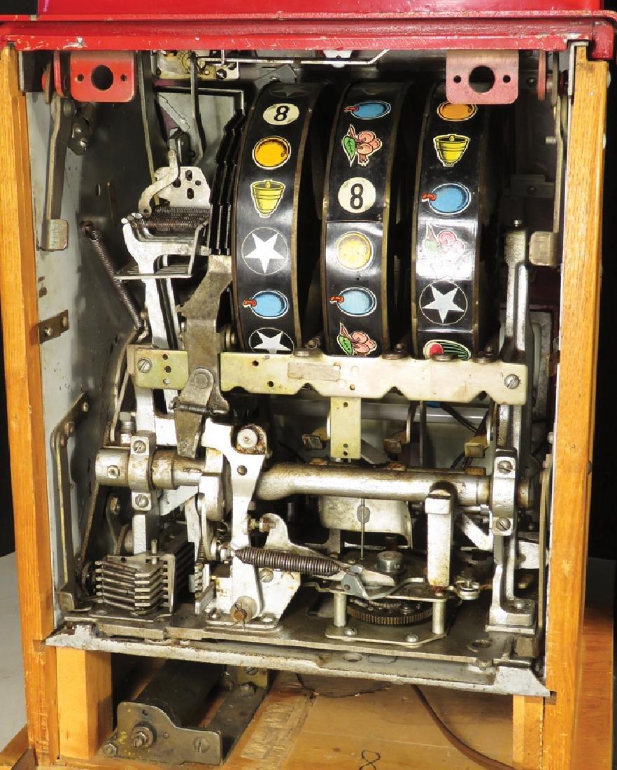 Mills Hi-Top Lucky 7 Electric Slot Machine - 3
