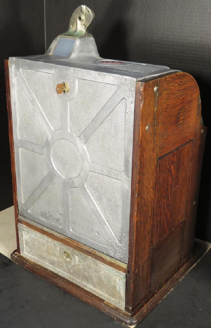 Jennings 25 Cent Jackpot Bell Slot Machine - 2