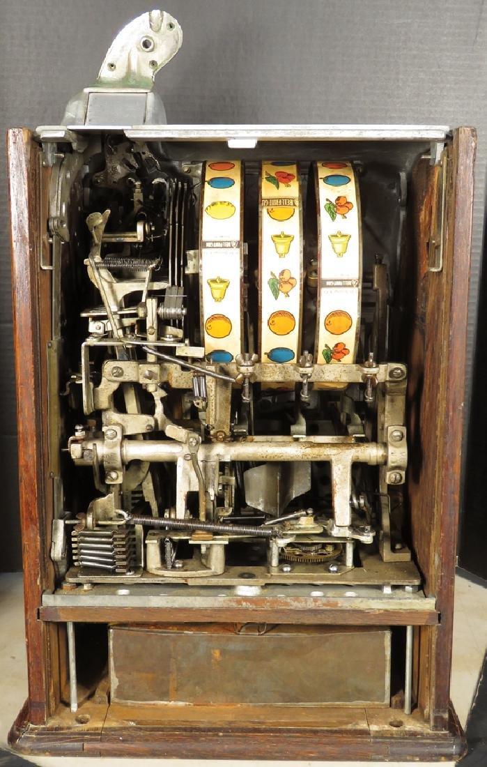 Jennings 25 Cent Jackpot Bell Slot Machine - 3