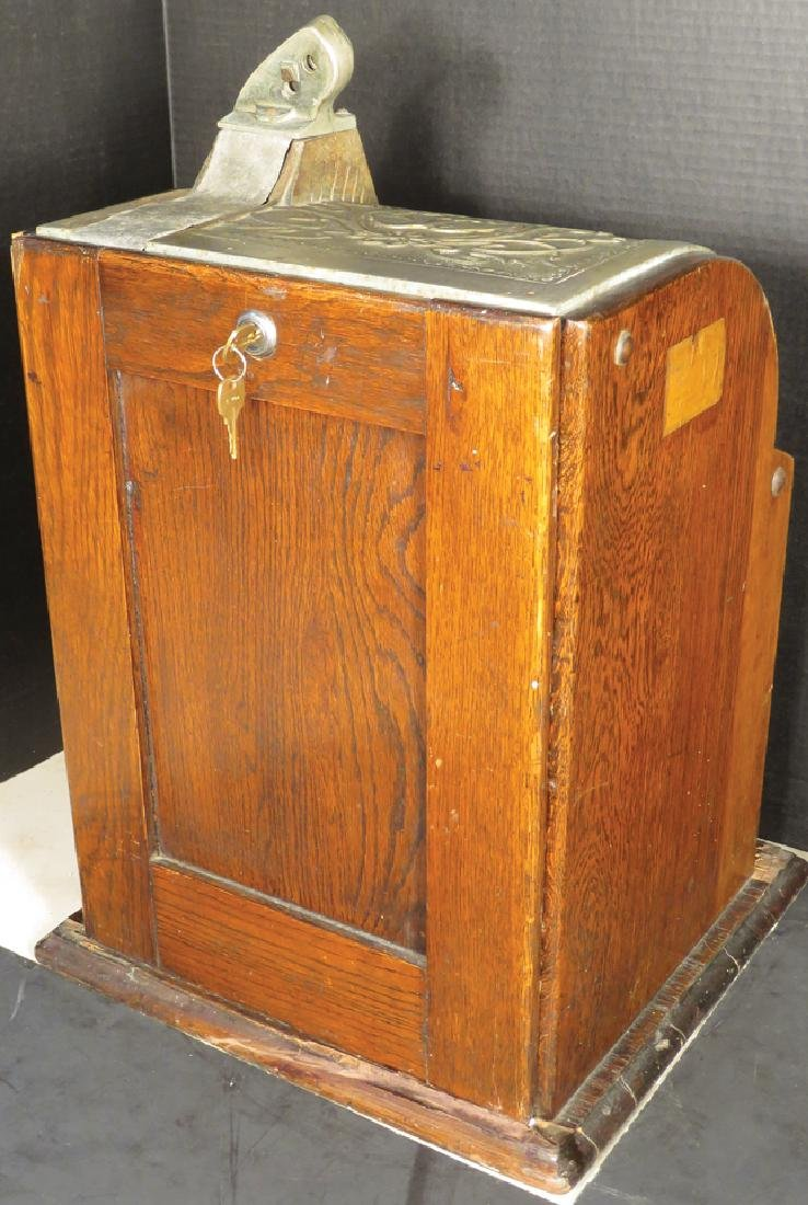 Mills 25 Cent Liberty Bell Slot Machine - 2
