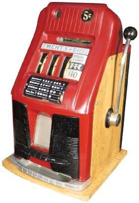 Mills Special Award Jackpot Slot Machine