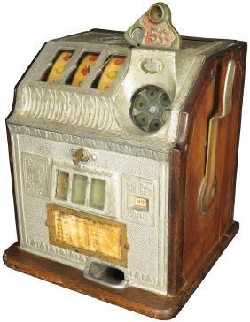 Pace MfG Co. 5 Cent Slot Machine