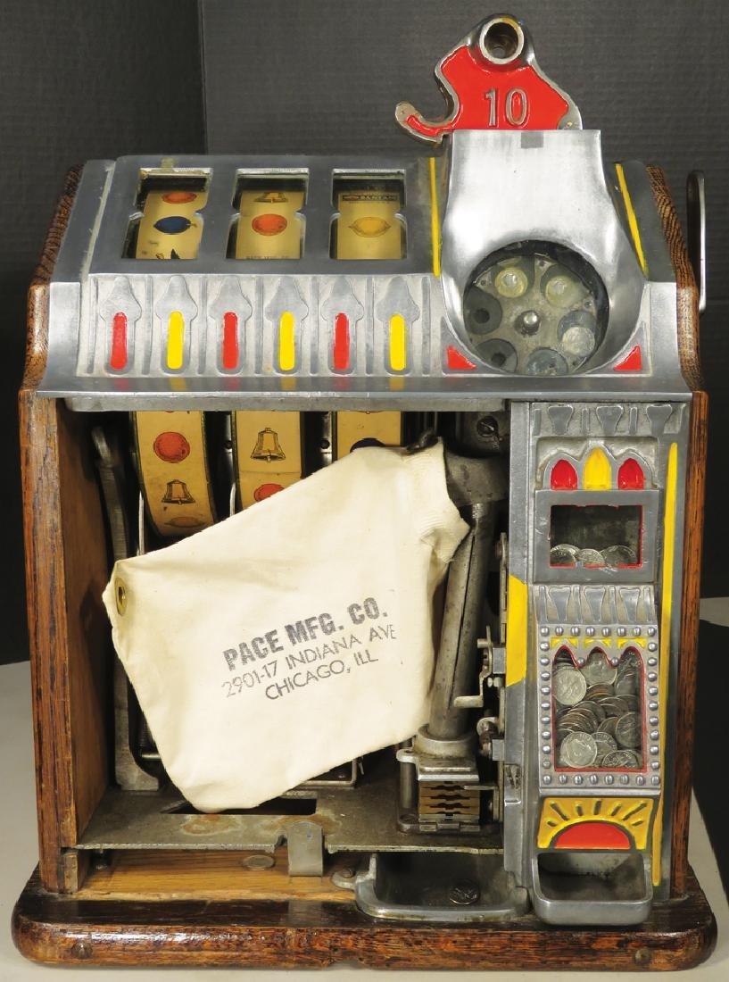 Pace MfG Co. 5 Cent Bantam Slot Machine - 3
