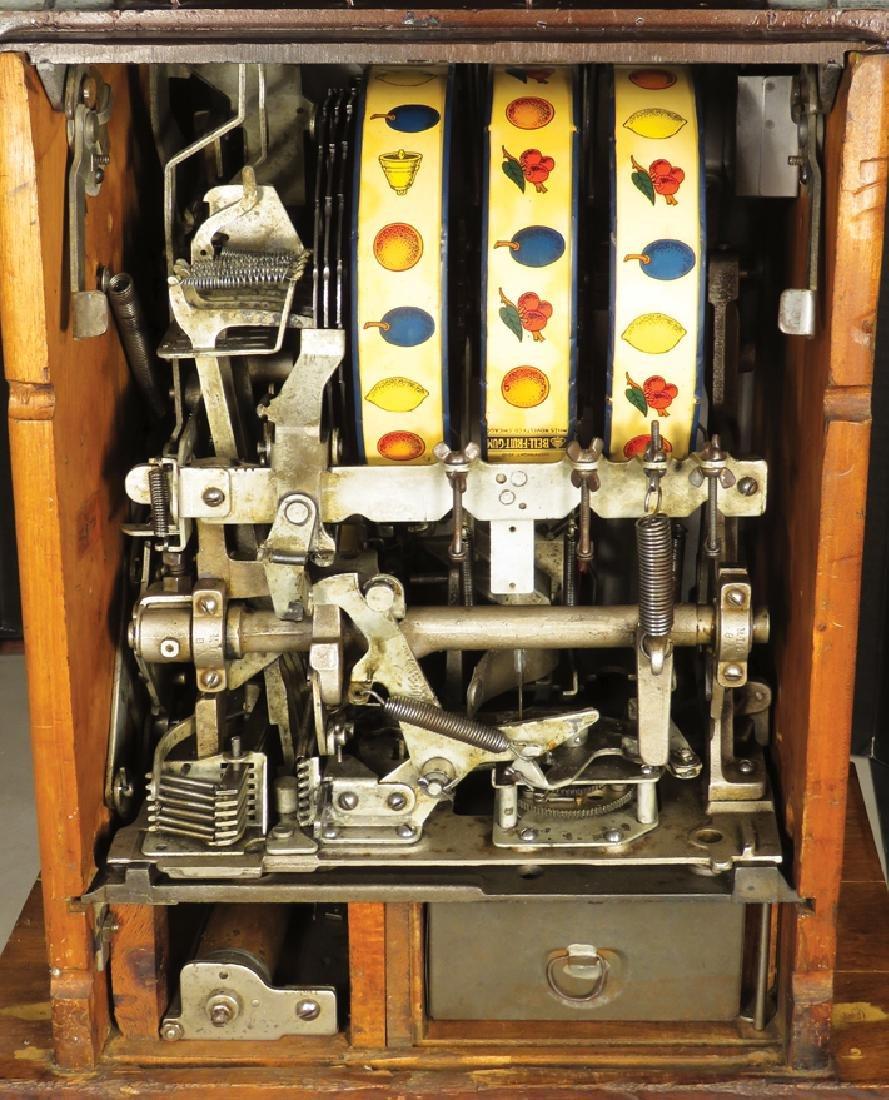 Mills Novelty Co. 5 Cent Eagle Slot Machine - 3
