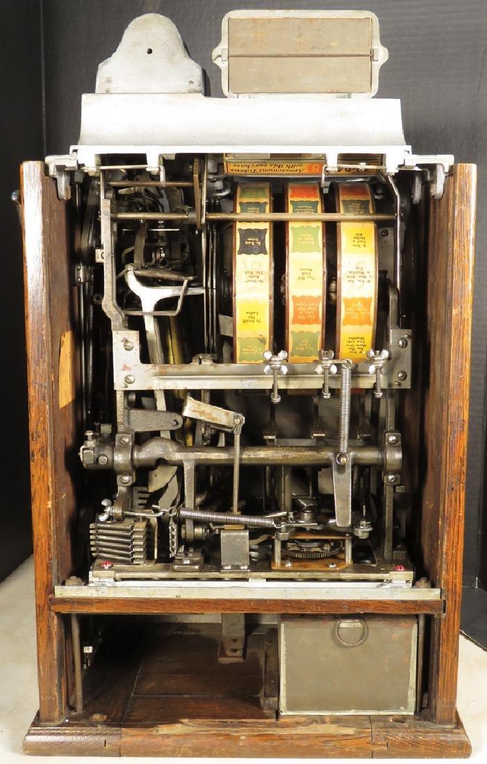 Jennings 5 Cent Mint Vendor Slot Machine - 3