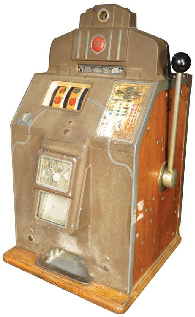 Jennings 5 Cent Bell Slot Machine