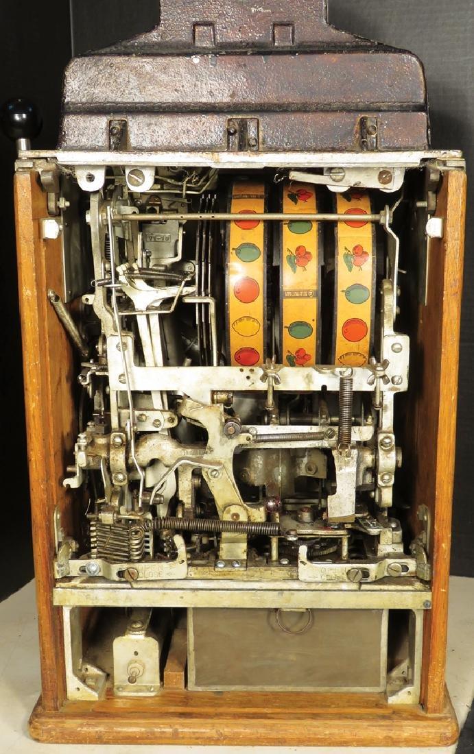 Jennings 5 Cent Bell Slot Machine - 3