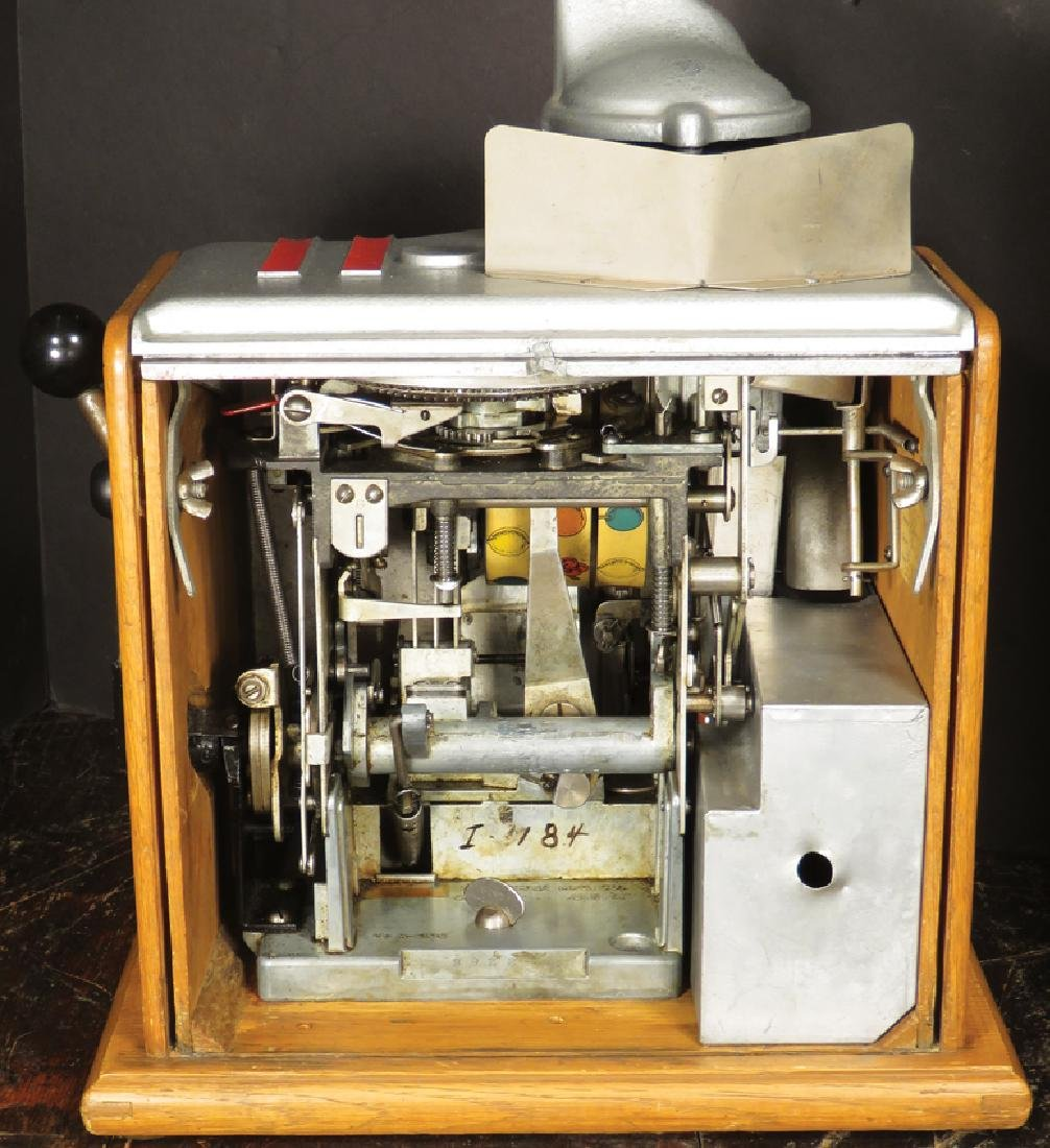 Columbia 25 Cent Trade Stimulator - 3