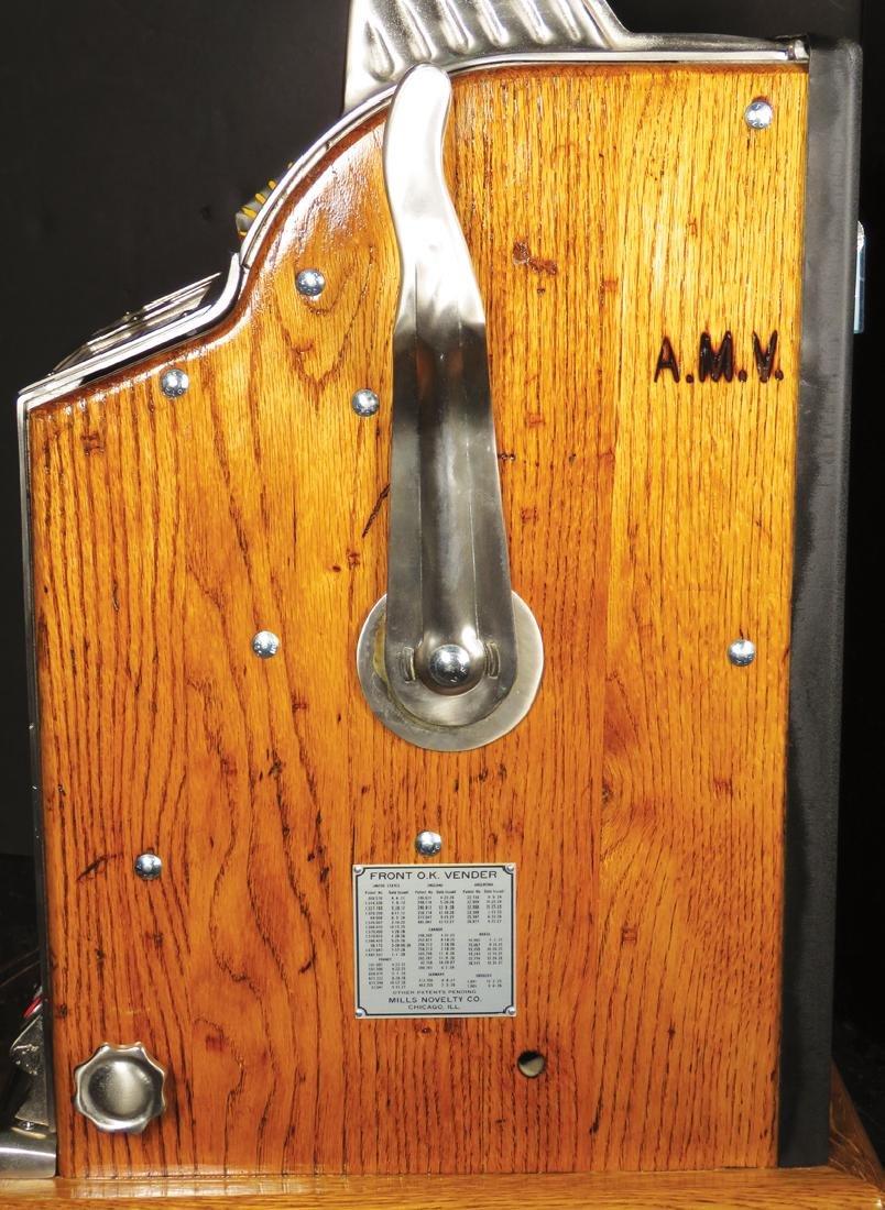 Mills O.K. Vender 5 Cent Slot Machine - 3