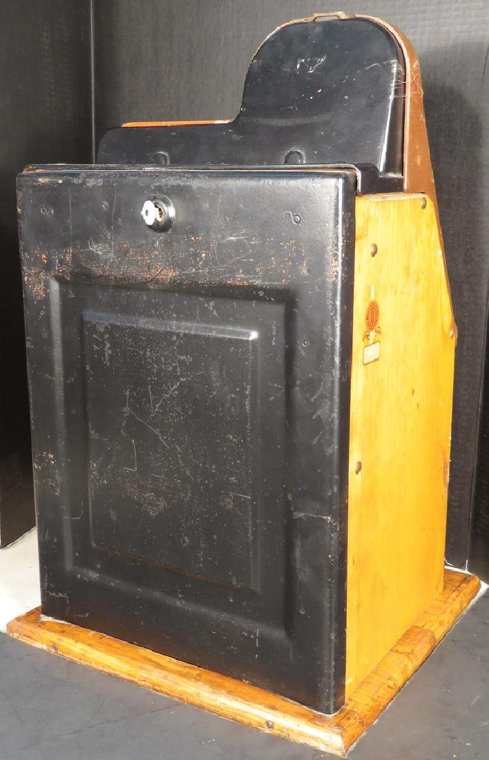 Mills 10 Cent Diamond Front Slot Machine - 2