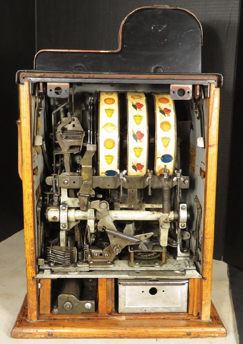 Mills 10 Cent Diamond Front Slot Machine - 3