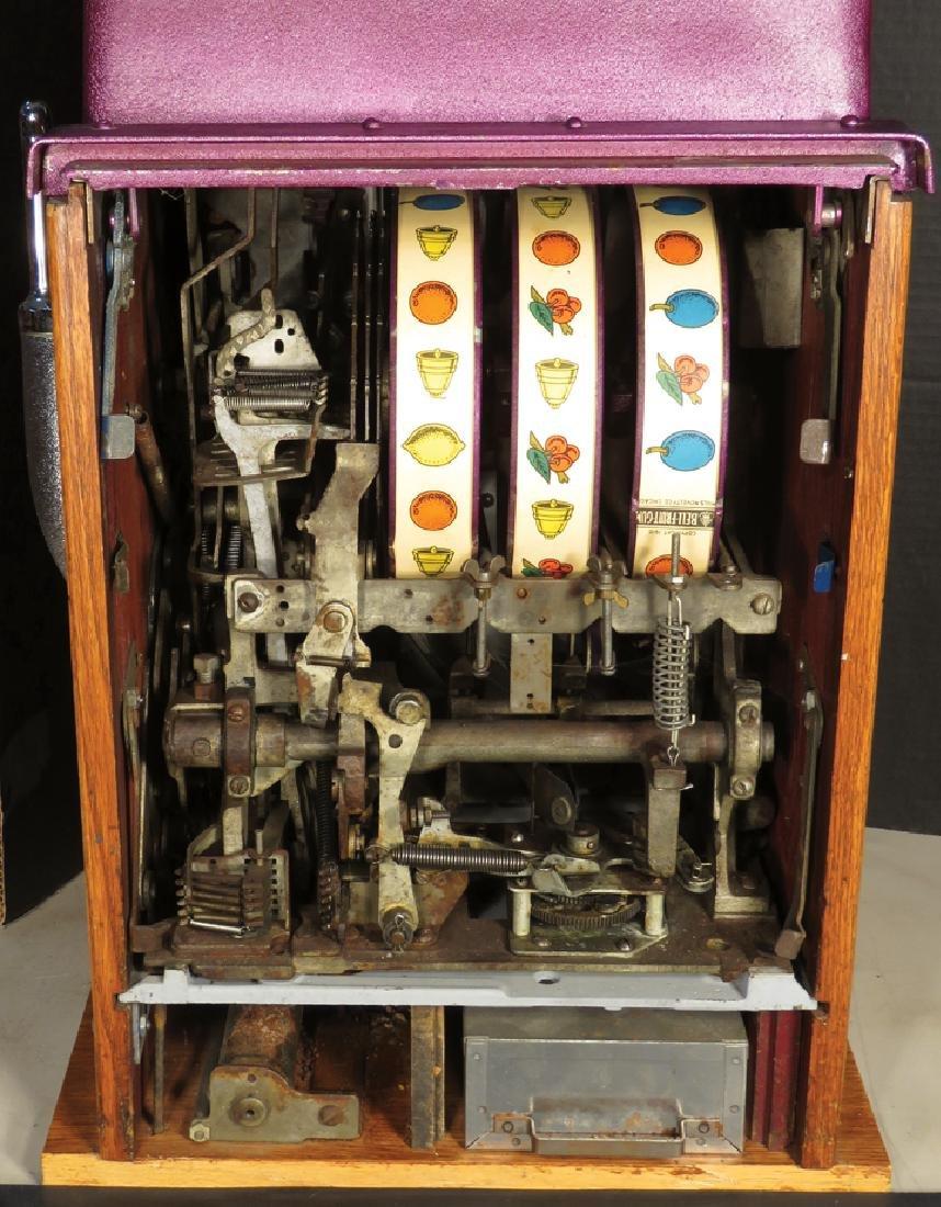 Mills 5 Cent Hi-Top Slot Machine - 3
