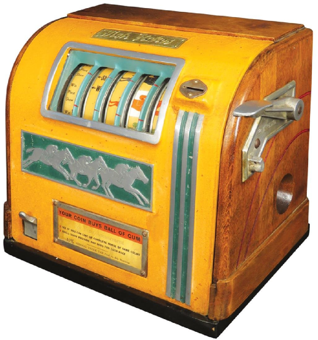 Groetchen High Stakes 5 Cent Trade Stimulator