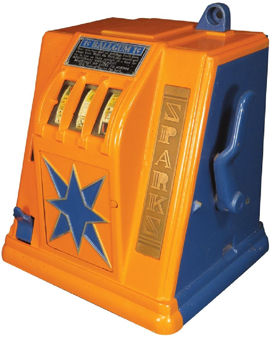 Sparks 1 Cent Cigarette Trade Stimulator