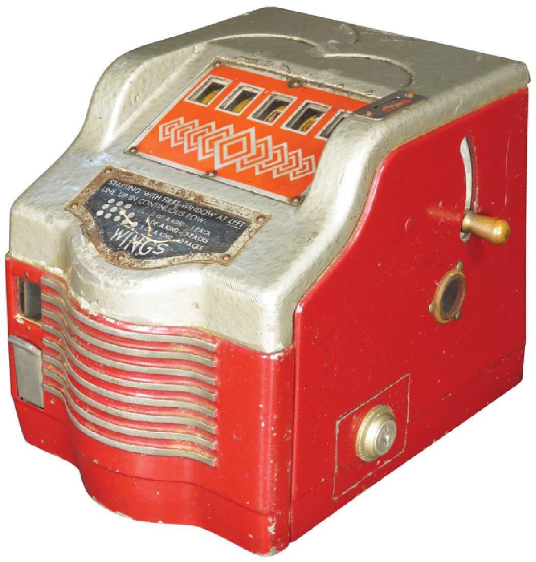 Wings 1 Cent Cigarette Trade Stimulator