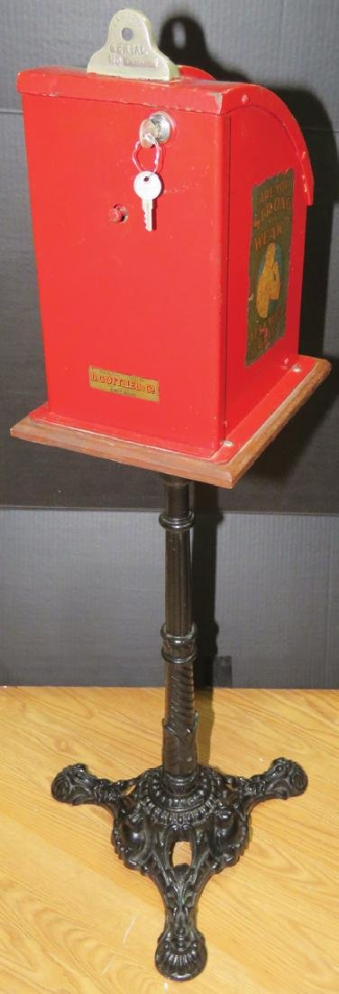 Coin Operated 1 Cent Grip Strength Tester - 2
