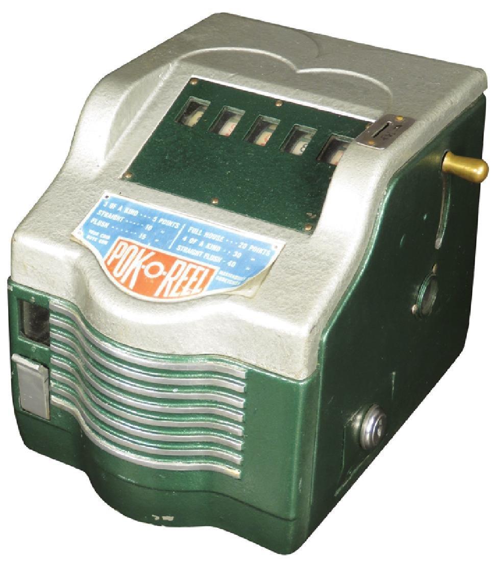 Pok-O-Reel 1 Cent Trade Stimulator