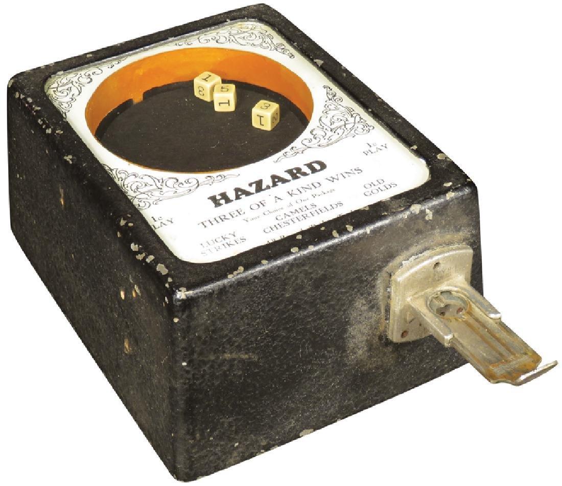 Hazard Coin Op Cigarette Trade Stimulator