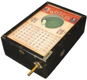 Bosco Coin Operated Tavern Trade Stimulator