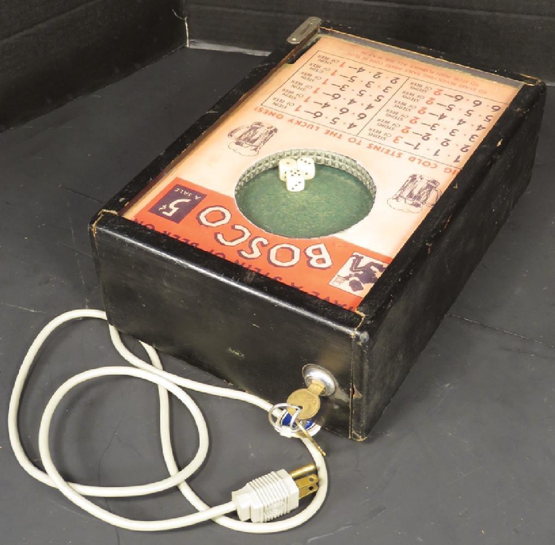 Bosco Coin Operated Tavern Trade Stimulator - 2