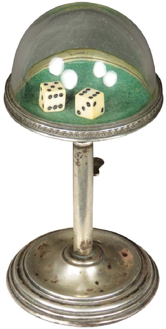 Sterling Silver Antique Dice Popper