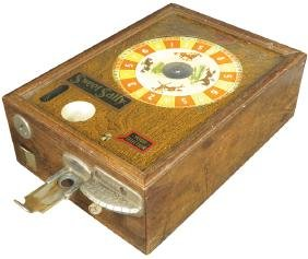 Sweet Sally Coin Operated Trade Stimulator