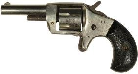 Iver Johnson Arm and Cycle Works Pistol