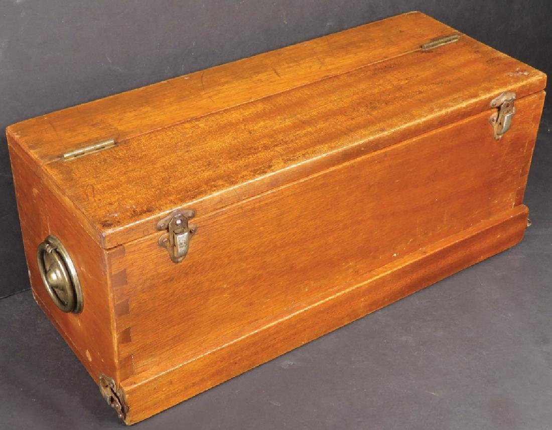 Wood Gambling Box - 2