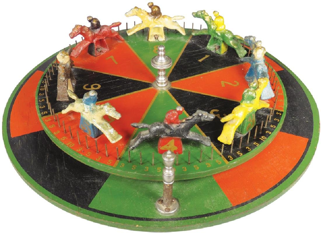 Horse Race Gambling Wheel Casino Table Game