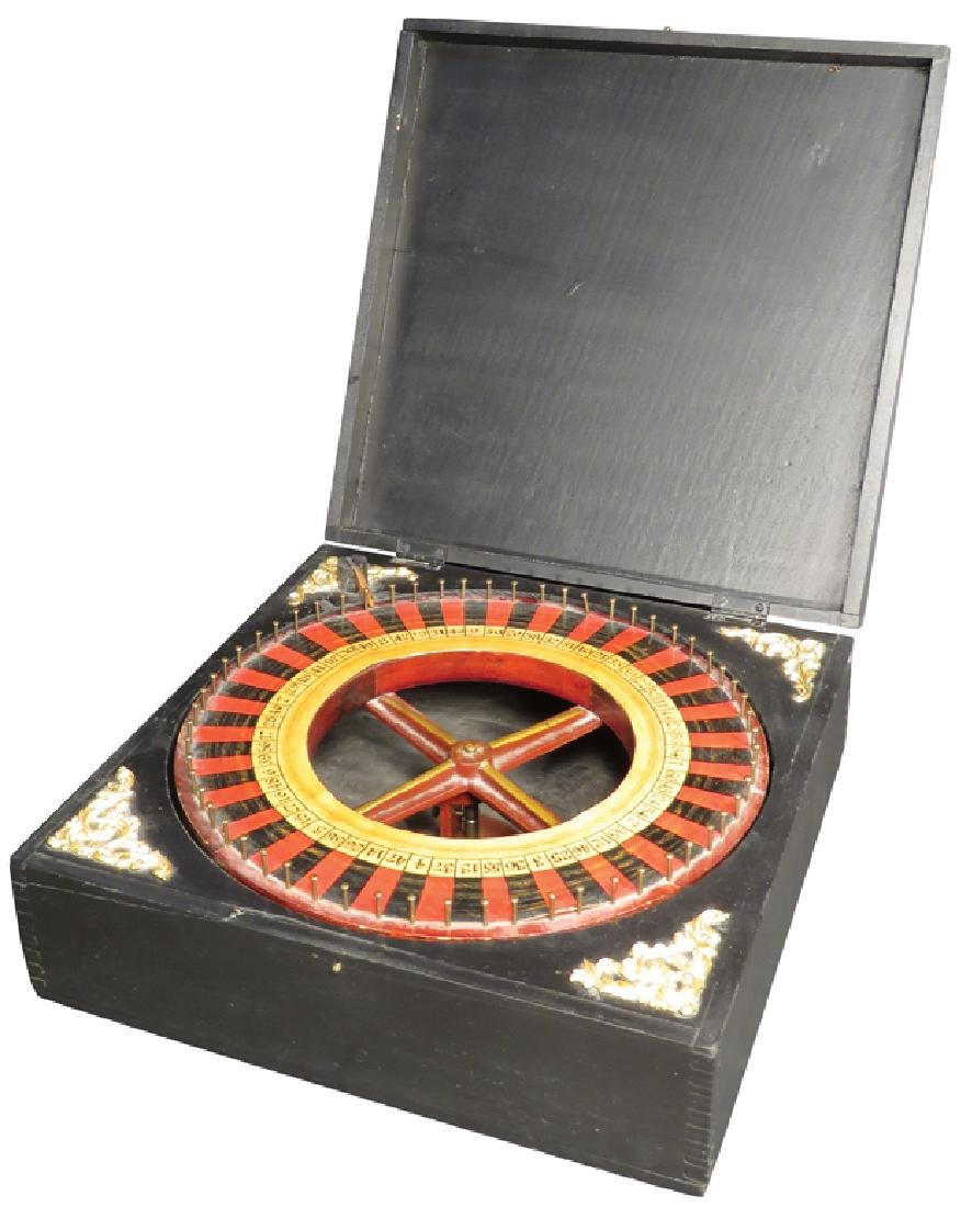 Mills Novelty Co. Portable Wheel of Fortune