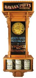 Sydney Advertising Clock