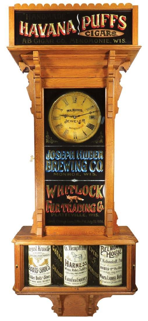 Sydney Advertising Clock