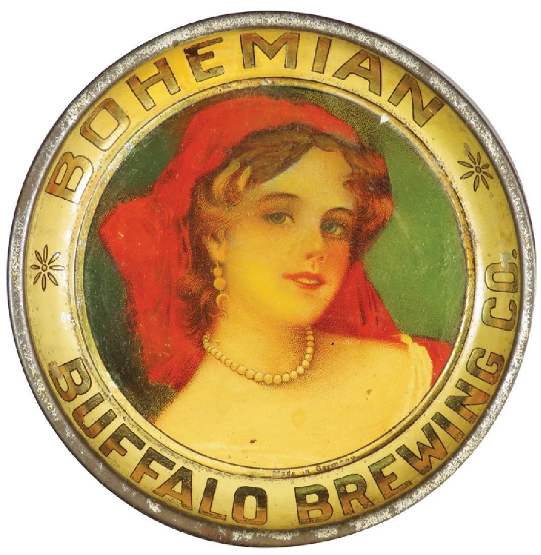 Buffalo Brewing Co. Bohemian Tin Tip Tray