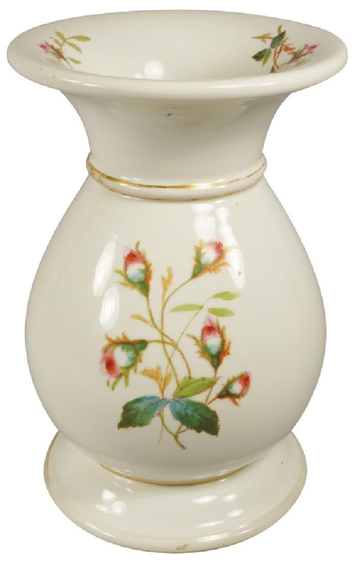 Antique Porcelain Hotel Spittoon