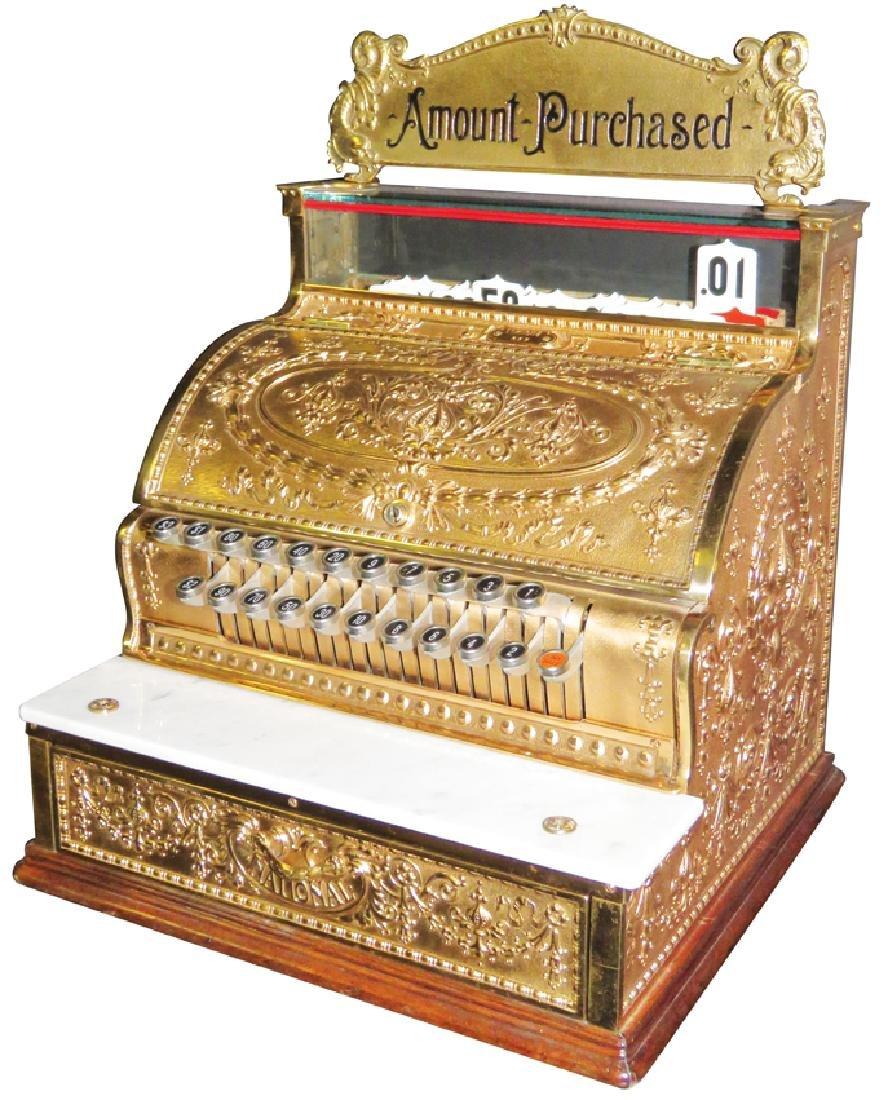 National Cash Register Co. Model 332 Cash Register