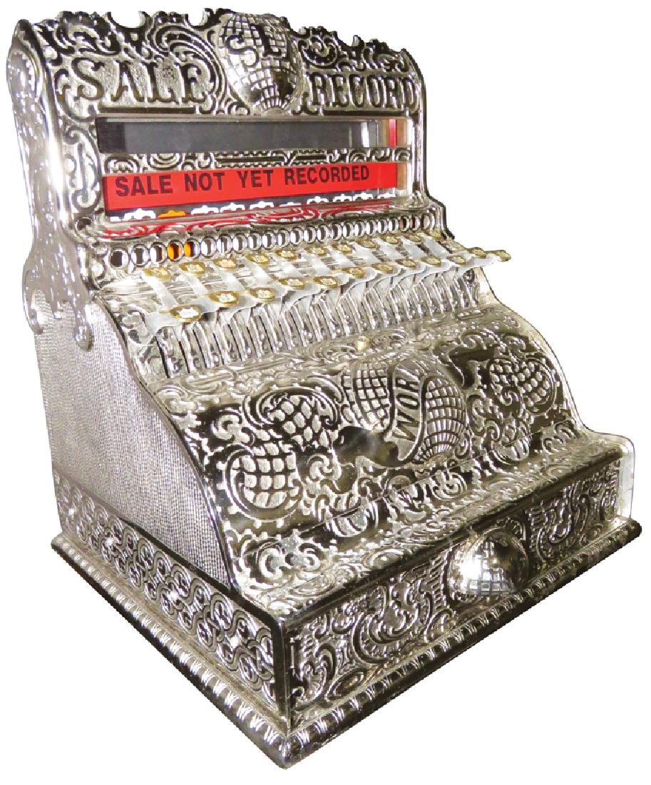 World Cash Register Co. Cash Register