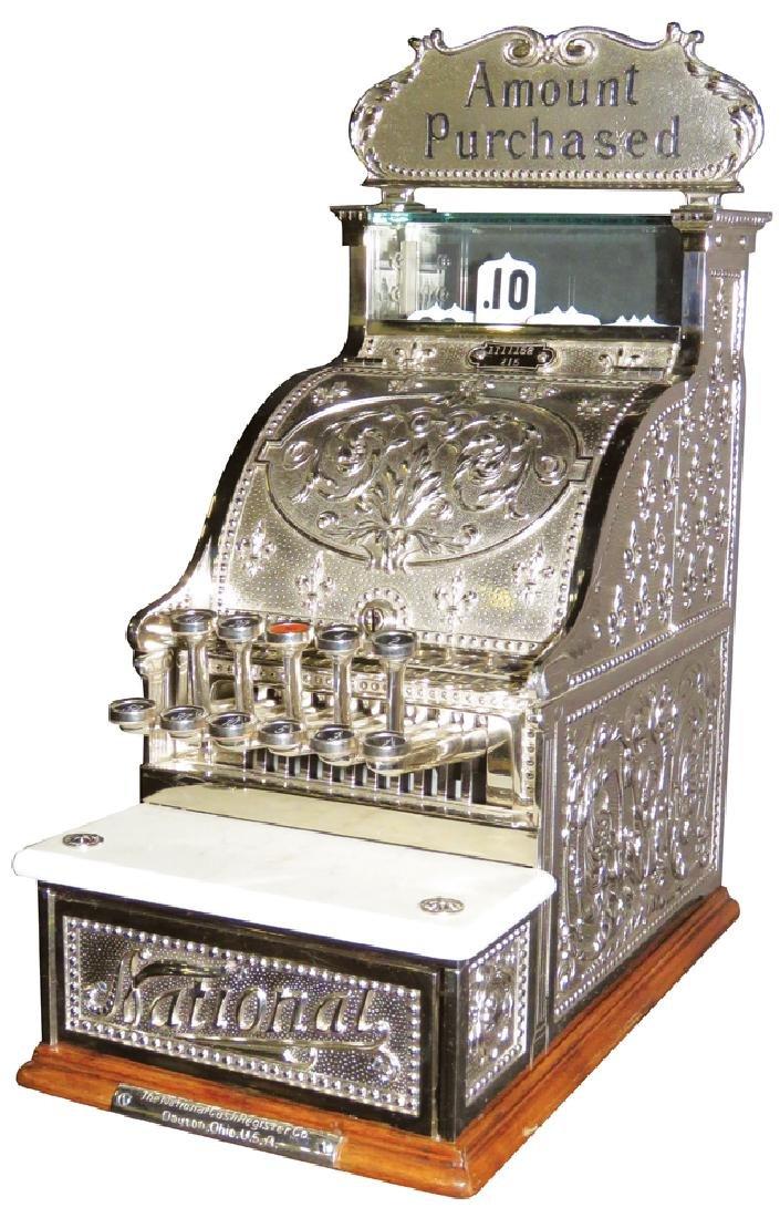 National Cash Register Co. Model 215 Cash Register