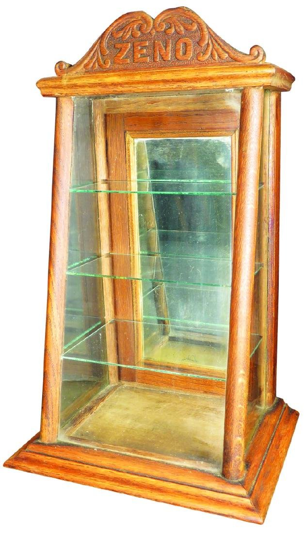 Zeno Gum Display Case