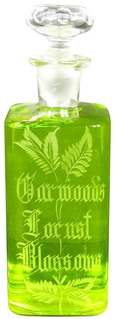 Garwood Forest Blossom's Perfume Bottle