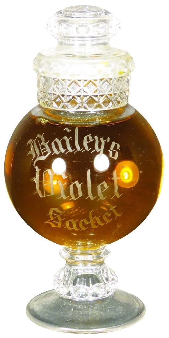 Bailey's Violet Sachet Perfume Bottle