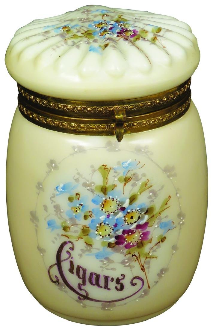 Wavecrest Porcelain Humidor