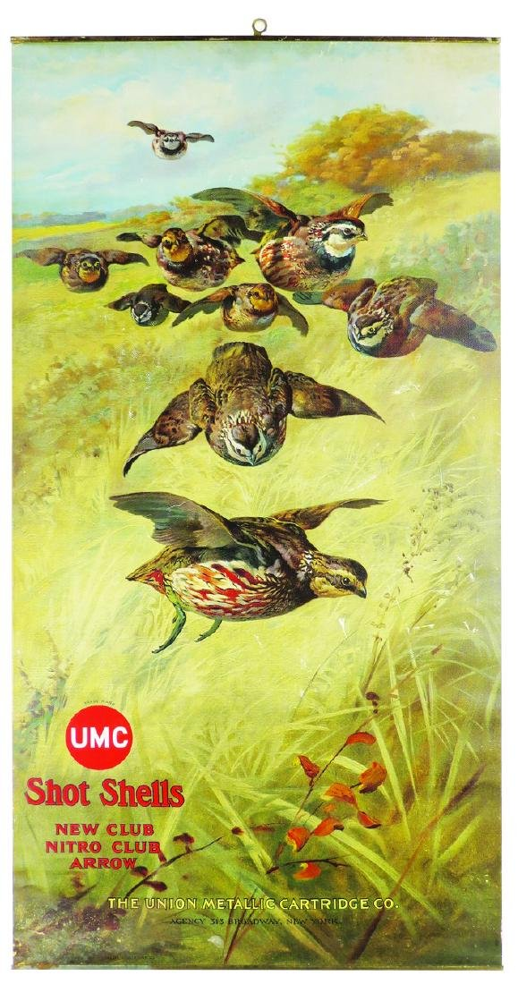 1908 UMC Shot Shells Poster