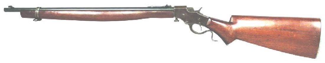 Stevens-Winchester Model 1915 Lever Action Rifle