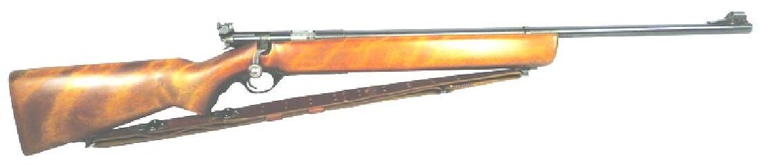 O.F. Mossberg Model 44 Bolt Action Rifle
