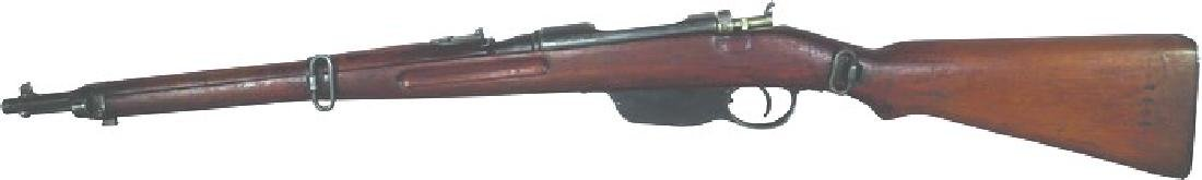 Steyer Model 95 Straight Pull Bolt Action