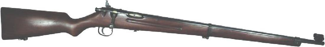 Savage NRA Match Bolt Action Rifle
