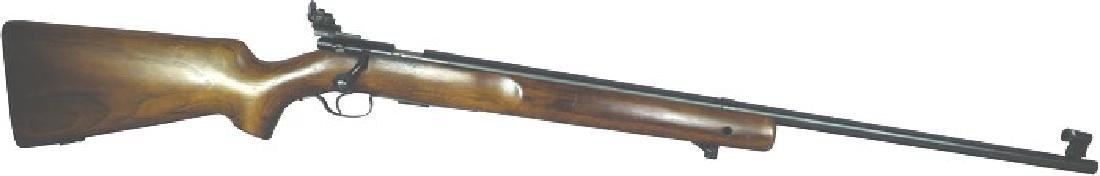 Winchester Model 75 Target, 22 cal. Long Rifle
