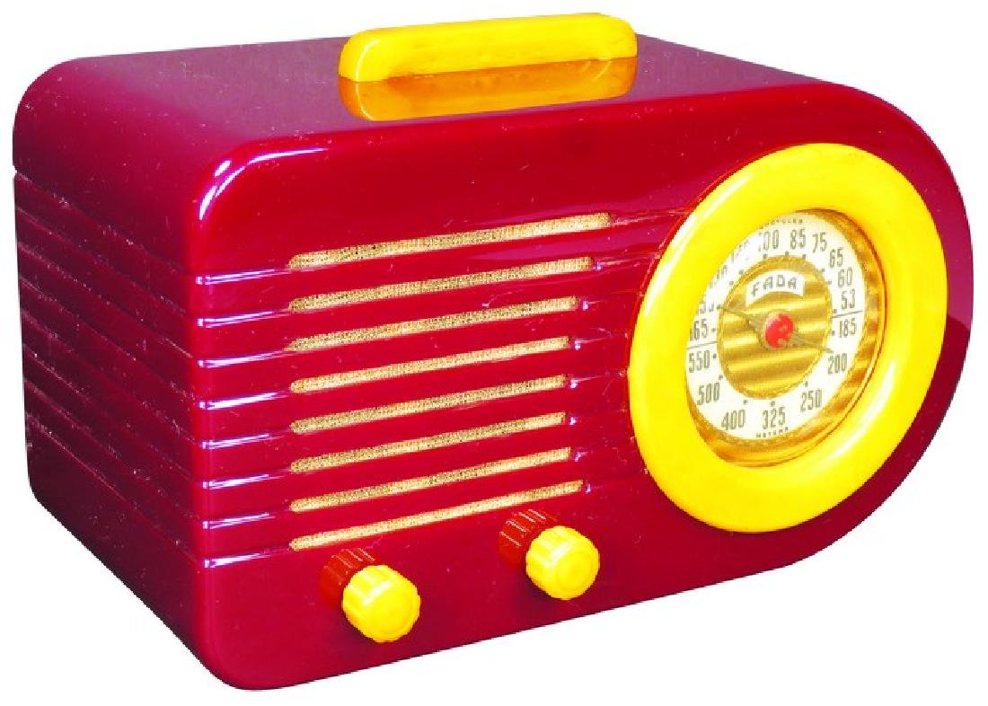 Fada Model 1000 Catalin Radio