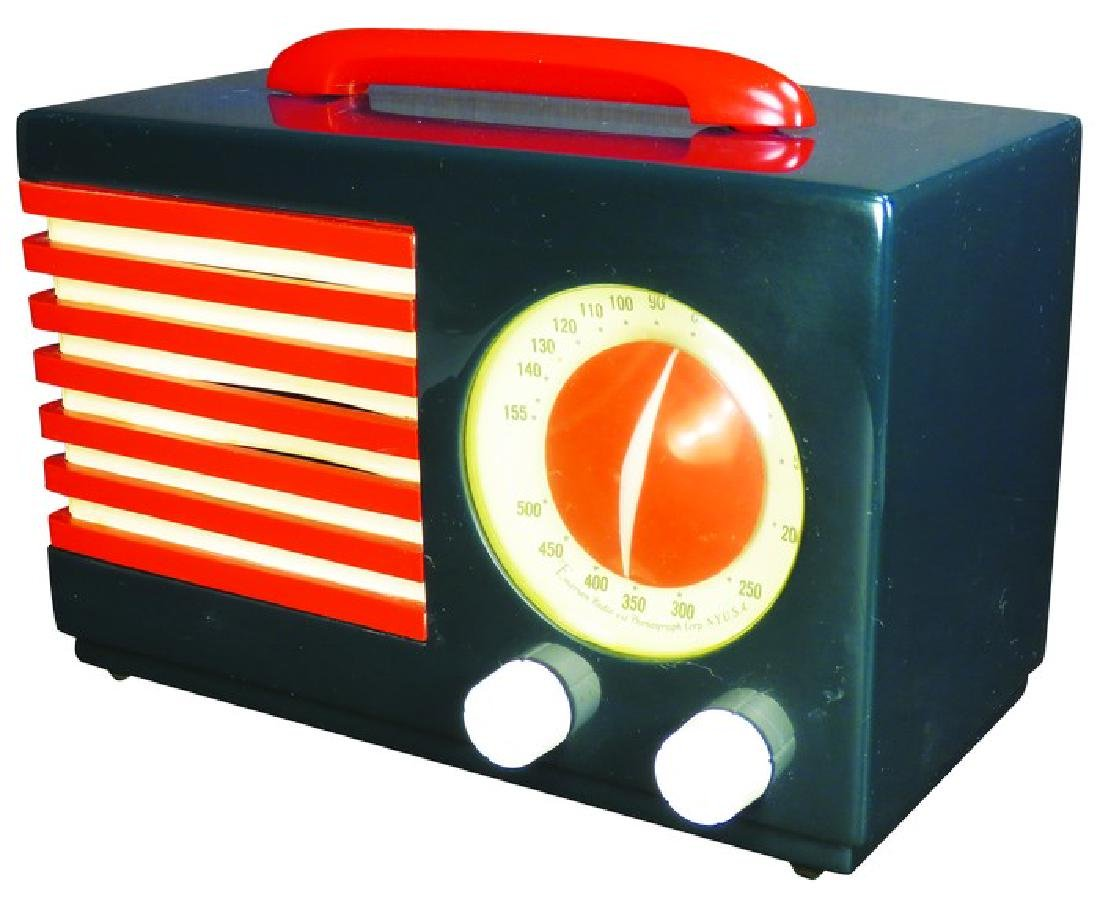 Emerson Model 400 Catalin Radio